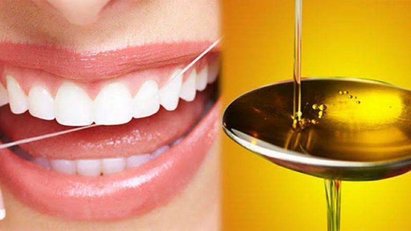 हा घरगुती उपचार करून फक्त २ मिनिटांतच आपल्या दातांचा पिवळेपणा होईल गायब..!