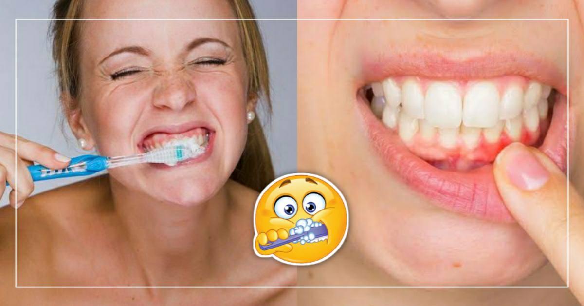 ब्रश करते वेळी मुळीच करू नका या चुका, दात होऊ शकतात कमकुवत.. जाणून घ्या ब्रश करण्याचा योग्य मार्ग..!