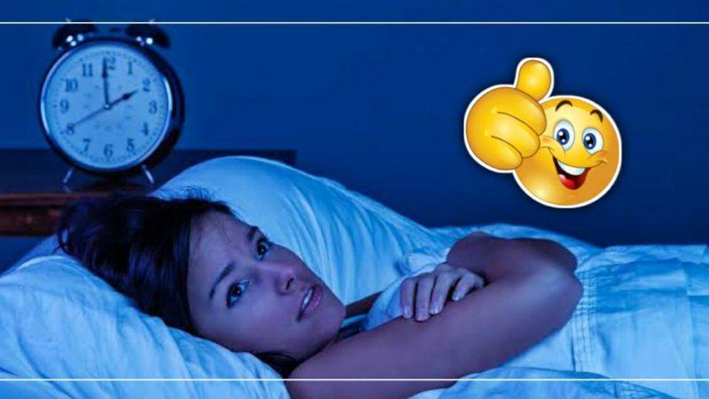 रात्री शांत झोप लागण्यासाठी करा हे चमत्कारी उपाय., १००% फायदा होईल..!